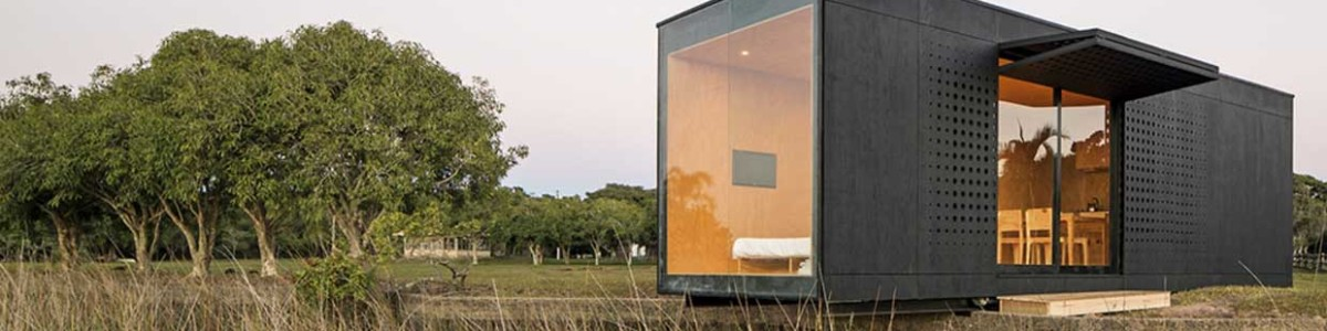 9 Inspiring Samples of Prefabricated Tiny Houses to Live Anywhere You Want