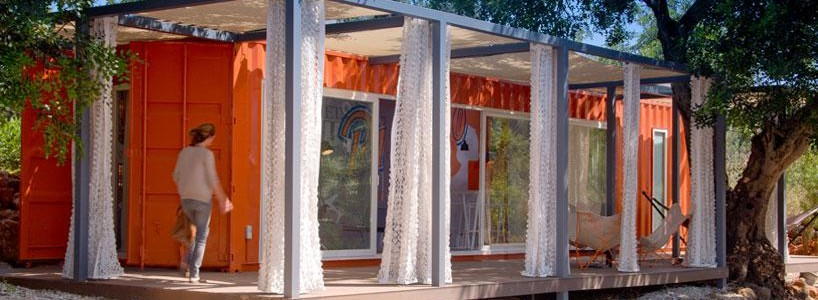 Top 10 exciting possibilities of shipping container architecture