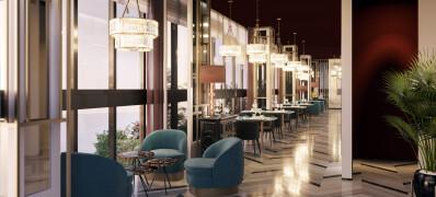 Restaurant New Art Deco